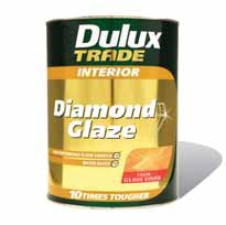 Лак Diamond Glaze Satin